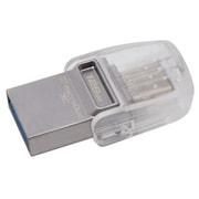 KF-U1B128-6F [DataTraveler microDuo 3C 128GB]