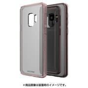 MN89738S9 [Galaxy S9 ケース BOIDO ピンクパール(ハーフミラー)]