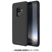 MN89752S9 [Galaxy S9 ケース PINTA ダークグレー(ペブル)]