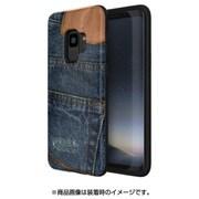 MN89764S9 [Galaxy S9 ケース PINTA JEANS COLLECTION ヴィンテージジーンズ]