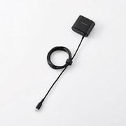 MPA-ACC01BK [AC充電器 Type-Cケーブル一体型 2.4A 1.5m ブラック]