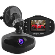 AQ-DR001 [ドライブレコーダー 1080 Full HD DC12V24V車対応 吸盤取付けタイプ]