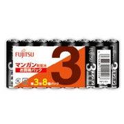 R6PU(8S) [マンガン乾電池 単3形 1.5V 8個パック]