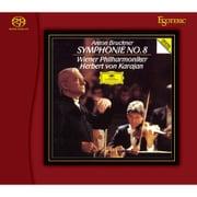 ESSG-90181 ブルックナー:交響曲第8番 ヘルベルト・フォン・カラヤン(指揮) ウィーン・フィルハーモニー管弦楽団 [Super Audio CD ハイブリッドソフト]