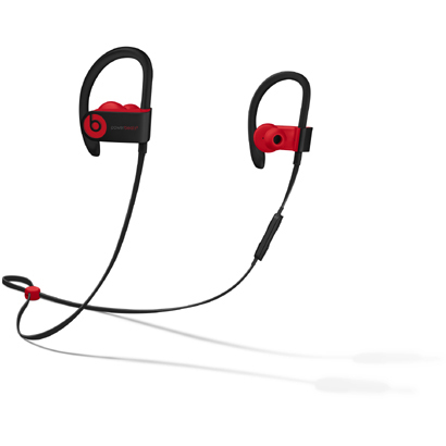 MRQ92PA/A [Powerbeats3 Wireless イヤフォン DefiantBlack-Red The Beats Decade Collection]
