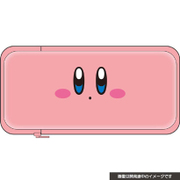 Nintendo Switch用ソフトポーチ 星のカービィ ピンク [TVゲーム周辺機器用ケース]