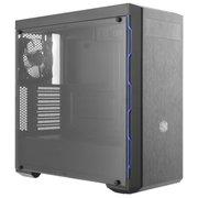 MCB-B600L-KA5N-S01-YX01 [オープンベイ搭載ミドルタワーケース MasterBox MB600L Blue]