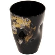 フリーカップL 古代金箔漆黒