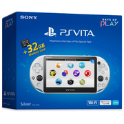 PlayStation Vita Days of Play Special Pack [PCHJ-10034]