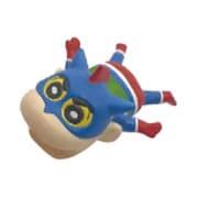 CABLE BITE(ケーブルバイト) クレヨンしんちゃん アクション仮面 [Lightningケーブル用アクセサリー]