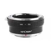 KF-NFX2 [マウントアダプター レンズ側:ニコンF ボディ側:富士フイルムX]