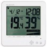OND-04WH [温湿度警告計/熱中・ウィルス/大画面/ホワイト]
