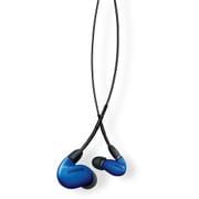 SE846-BLU+BT1-A [高遮音性イヤホン(スタンダードケーブル+ユニバーサルケーブル+Bluetoothケーブル) ブルー]