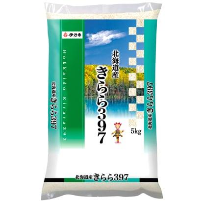 北海道産 きらら397 5kg 平成30年産 [精米]