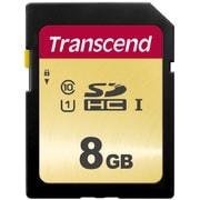 TS8GSDC500S [SDHCカード8GB MLC UHS-I U1]