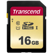 TS16GSDC500S [TS16GSDC500S SDHCカード16GB MLC UHS-I U1]