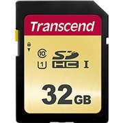 TS32GSDC500S [SDHCカード32GB MLC UHS-I U1]