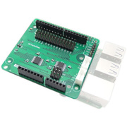 ADRSADC [Raspberry Pi用 Arduinoシールド変換基板]