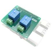 ADRSRU2 [Raspberry Pi用 リレー制御拡張基板 2回路]