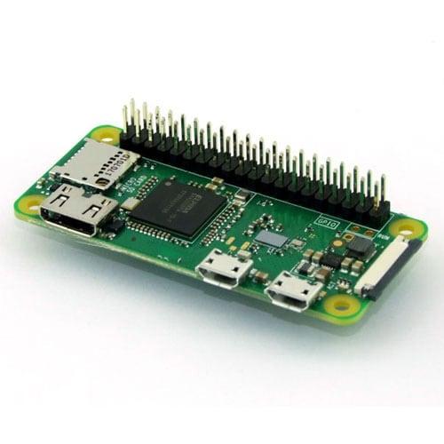 Raspberry Pi Zero WH [シングルボードコンピュータ]