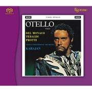 ESSD-90186/87 [SACDソフト(2枚組) ヴェルディ:歌劇「オテロ」(全曲) ヘルベルト・フォン・カラヤン(指揮) ウィーン・フィルハーモニー管弦楽団 ウィーン国立歌劇場合唱団]