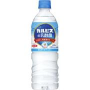 おいしい水プラス「カルピス」の乳酸菌 600ml×24本 [乳酸飲料]