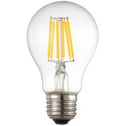 LDA6L/D C6 [LED電球 フィラメント E26 60形相当 クリア 電球色 調光器対応]