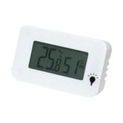 TD-8331 [温度・湿度計 シュクレ・イルミー ホワイト]