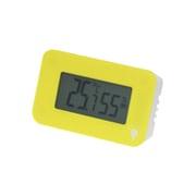 TD-8334 [温度・湿度計 シュクレ・イルミー イエロー]