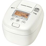 JPC-B102 WM [圧力IH炊飯器 5.5合炊き 炊きたて 360°デザイン 熱封土鍋コーティング ミルキーホワイト]