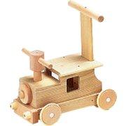 W-027 [木製玩具 森のきしゃポッポ 対象年齢:18ヵ月~]