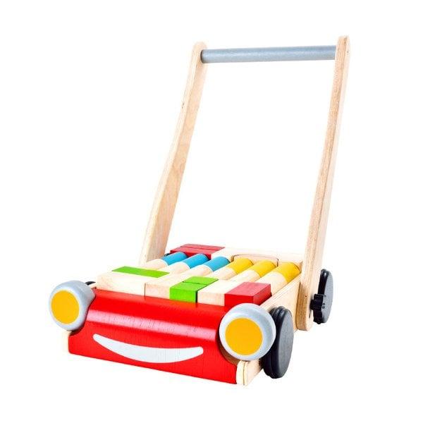 5123 [木製玩具 ベビーウォーカー 6ヶ月~1歳]
