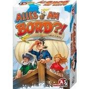アレスアンボード?! Alles an Bord?! 外国語ゲーム(日本語訳ルール付) [ボードゲーム]