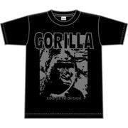ORT-00155BK L [GORILLA Tシャツ Lサイズ ブラック]