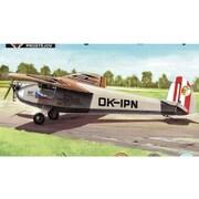 KPM0093 [プラガ E-114B エア・ベイビー ライトプレーン 1/72 エアクラフトシリーズ]