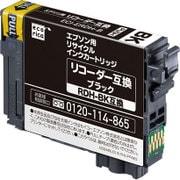 ECI-ERDH-B [インクジェットカートリッジ RDH-BK互換(顔料ブラック) リコーダー互換]