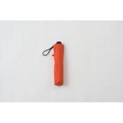 31007100220243FLT 撥水 ミニ 55cm UV加工 オレンジ [折りたたみ傘 レディース]