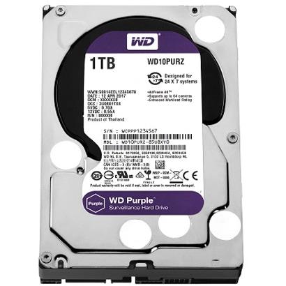 WD10PURZ [WD Purple SATA6G接続ハードディスク 1TB]