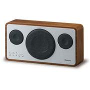 IA-BT7 WN [ハイレゾ対応 高音質Bluetooth対応スピーカー ウォルナット]