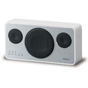 IA-BT7 W [ハイレゾ対応 高音質Bluetooth対応スピーカー シルクホワイト]