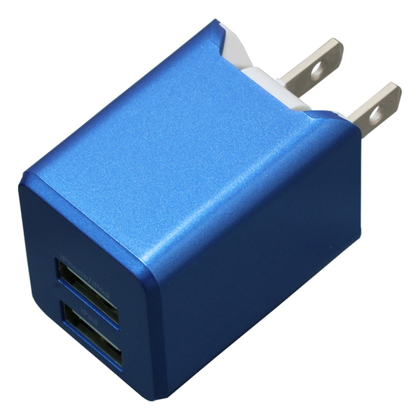 BA2ULAN3410BL [PREMIUM LightningCable付AC 3.4A 1.0m BL]