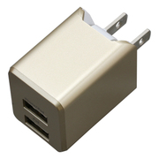 BA2ULAN3410GD [PREMIUM LightningCable付AC 3.4A 1.0m GD]