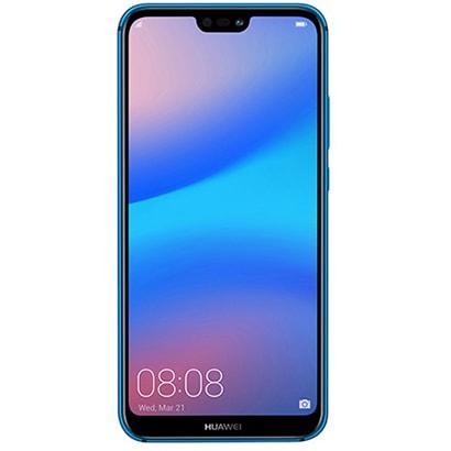 HUAWEI P20 lite Klein Blue [Android 8.0搭載 5.84インチ液晶 ダブルレンズカメラ搭載 SIMフリースマートフォン クラインブルー]