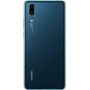 HUAWEI P20 Midnight Blue [Android 8.1搭載 5.8インチ液晶 ダブルレンズカメラ搭載 SIMフリースマートフォン ミッドナイトブルー]