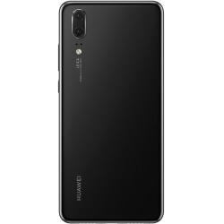 HUAWEI P20 Black [Android 8.1搭載 5.8インチ液晶 ダブルレンズカメラ搭載 SIMフリースマートフォン ブラック]