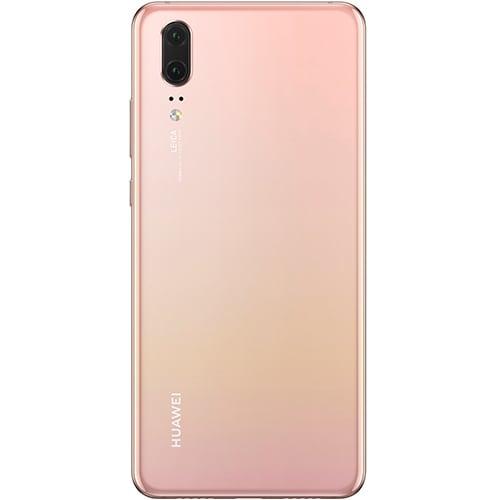 HUAWEI P20 Pink Gold [Android 8.1搭載 5.8インチ液晶 ダブルレンズカメラ搭載 SIMフリースマートフォン ピンクゴールド]