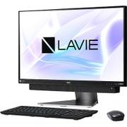 PC-DA770KAB-YC [LAVIE Desk All-in-one/23.8型ワイド/Core i5-8250U(1.60GHz)/メモリ8GB/HDD 3TB/Windows 10 Home 64ビット/Office Home & Business 2016/ブラック]