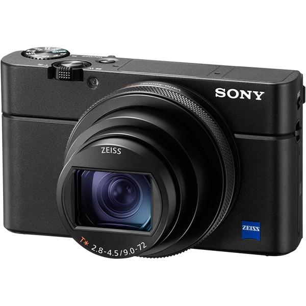 DSC-RX100M6 [コンパクトデジタルカメラ Cyber-shot(サイバーショット) RX100VI ブラック]