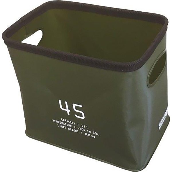 SLW117 OLIVE [HANG STOCK STORAGE 11L]