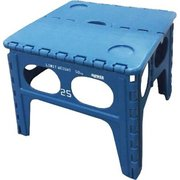 SLW005 BLUE [FOLDING TABLE Chapel]